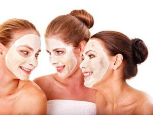 bigstock-Group-women-with-facial-mask--36733561